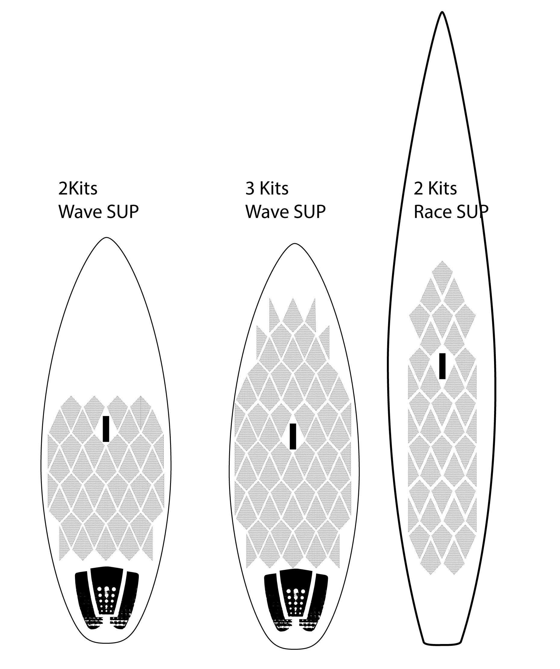 surf and sup board traction tape