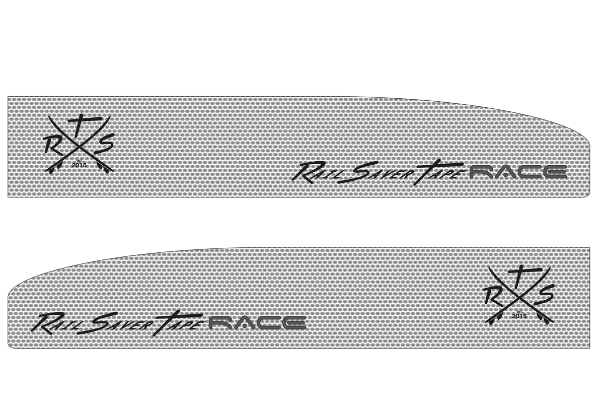 Race Board SUP RailSaverTape Set